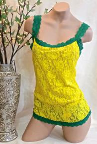 University of Oregon Lace Cami