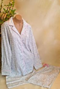 Dreams Of Lace Pajama Set