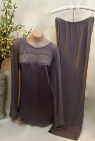 Carole Hockman Midnight Pajama Set