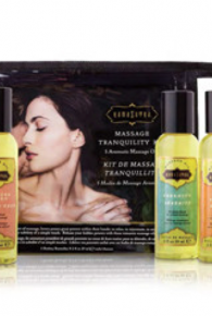 Kama Sutra Massage Oil Tranquility Kit