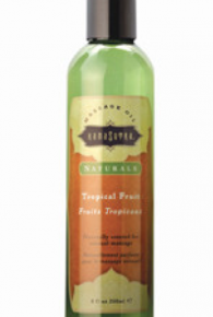 Kama Sutra Tropical Fruits Naturals Massage Oil